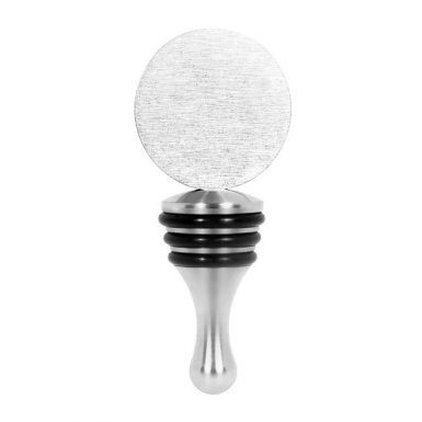605A-DT Stainless Steel Bottle Stopper