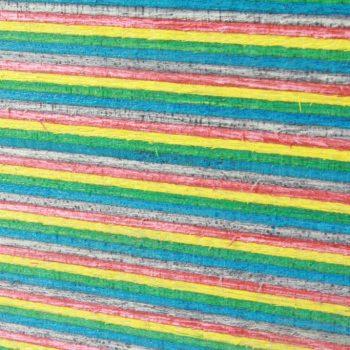 Colored SpectraPly Wood Blocks - Confetti