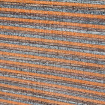 Colored SpectraPly Wood Blocks - Ember Glow