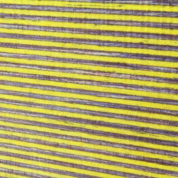 Colored SpectraPly Wood Blocks - Yellow Jacket
