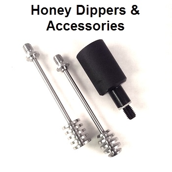 Honey Dipper & Accessories