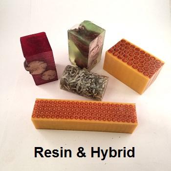 Resin & Hybrid