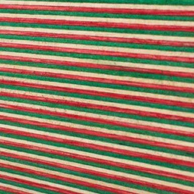 Colored SpectraPly Wood Blocks - Mistletoe